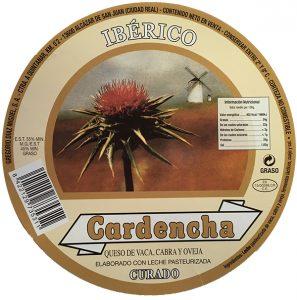 Cardencha-Ibérico